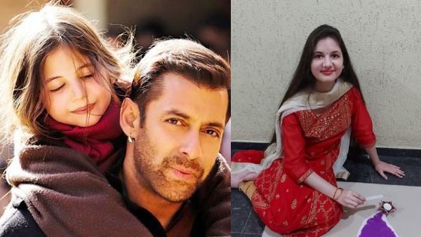 Bajrangi Bhaijaan's Munni Aka Harshaali Malhotra Is All Grown Up; This Is How She Looks Now!