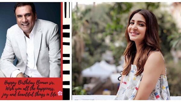 Boman Irani Receives Sweet Birthday Wish From Anushka Sharma; 'Wish You All The Happiness'