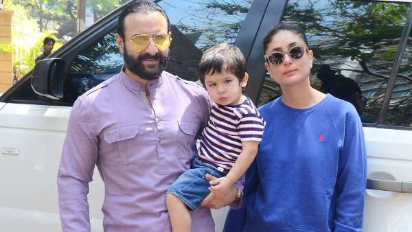 Kareena Kapoor, saif ali khan, taimur ali khan,
