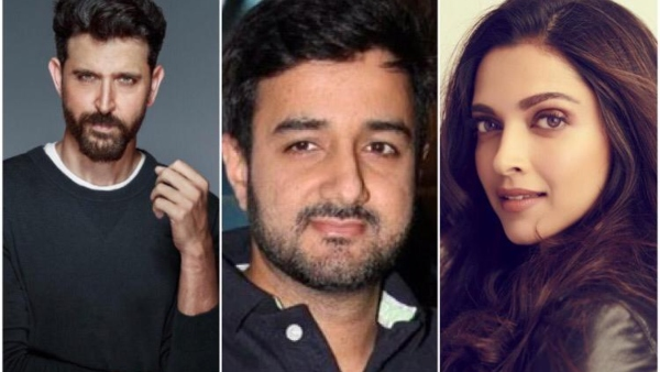 Hrithik Roshan And Deepika Padukone Reveal Fighter Title Teaser: To Join Hands With Siddharth Anand
