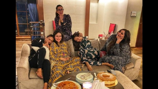 A Fortune Of Memories For Kareena Kapoor Khan And Her Girl Gang