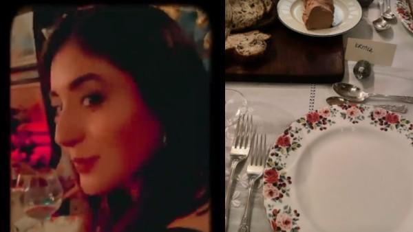 Kritika Kamra Joins Saif-Kareena For The Family Dinner