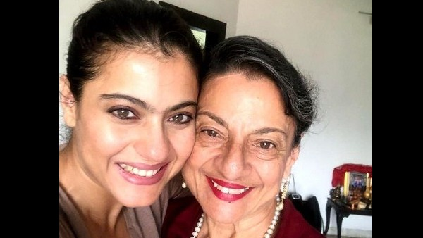 Kajol On Her Relationship With Her Mother