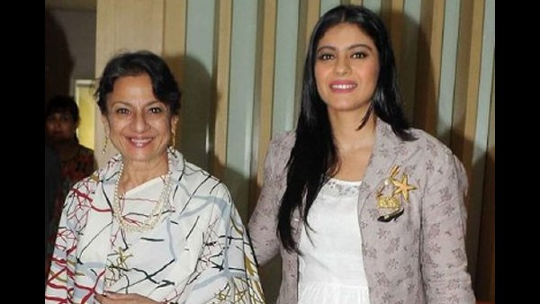 Kajol Is Inspired By Her Mother Tanuja's Parenting Style