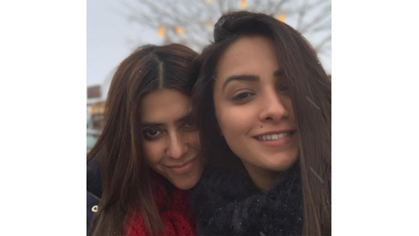 Anita Hassanandani Wishes Best Friend Ekta Kapoor On Her Birthday With An Adorable Note