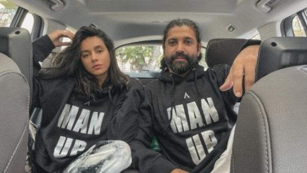 Farhan Akhtar And Shibani Dandekar Celebrate Three Years Of Togetherness With Mushy Posts