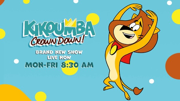 Sony YAY! Prepares Yet Another Crazy Adventure Ride For All Kids With New Show Kikoumba