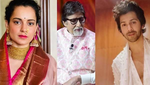 Hanuman Jayanti 2021: Amitabh Bachchan, Varun Dhawan, Kangana Ranaut And Other Celebs Extend Wishes