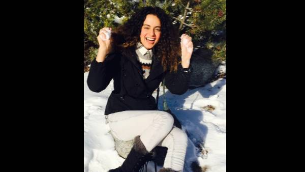 Kangana Ranaut Shares Hard-Hitting Post On World Earth Day, Shares Pictures Amidst Nature