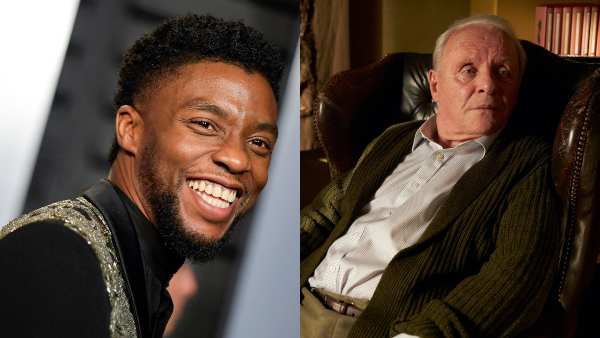Oscars 2021: Netzines Upset As Chadwick Boseman Is Snubbed By The Academy, Anthony Hopkins Wins Best Actor