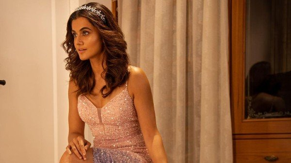 Taapsee Pannu On Winning Filmfare Award: The Industry Is Waking Up To My Presence & Validating That I Am Good