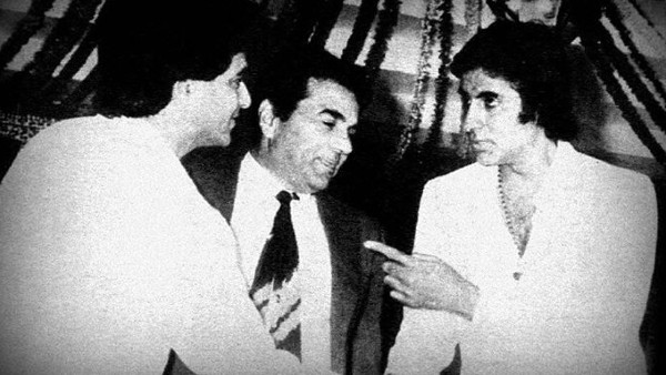 Three Legends In A Frame