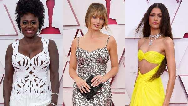 Viola Davis, Margot Robbie, Zendaya,