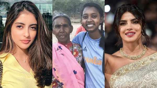 Priyanka Chopra, Navya Naveli Nanda,