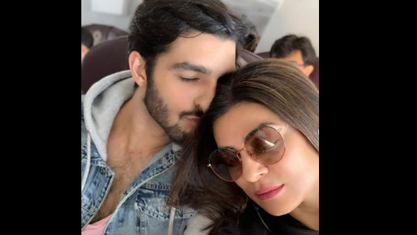 Rohman Shawl Puts Break-Up Rumours With Sushmita Sen To Rest With Just One Comment!