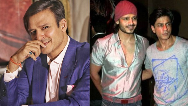 Vivek Oberoi On Being Compared To SRK: He Is The Greatest Success Story Of All Time In Hindi Cinema
