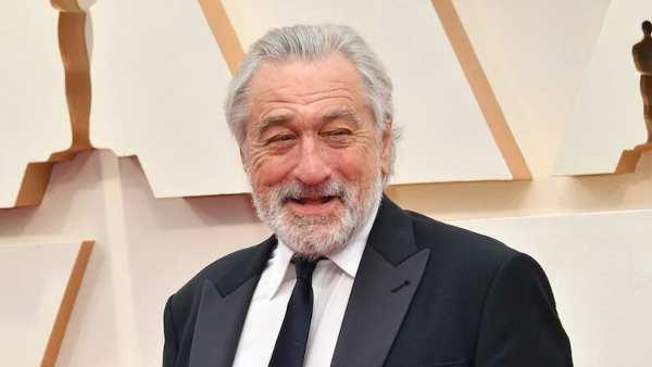 Robert De Niro Injures Leg On Location Martin Scorsese Film Killers of the Flower Moon