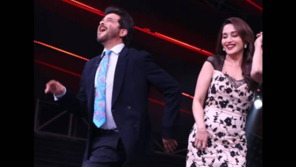 Anil Kapoor Shares Lovely Birthday Wish For Madhuri Dixit, Says 'Looking Forward To Be On Set With You Again'