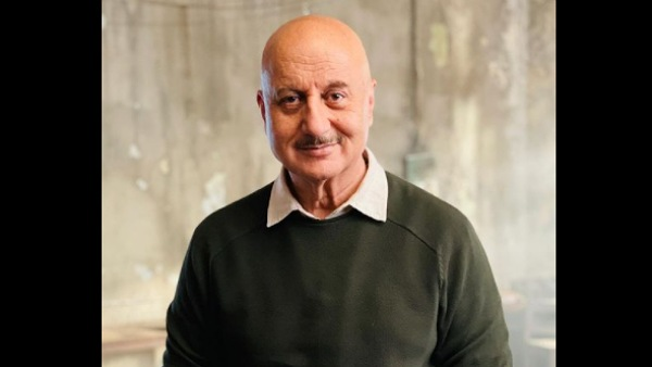 Anupam Kher On Completing 37 Years In The Industry: I Get Choked With Emotions