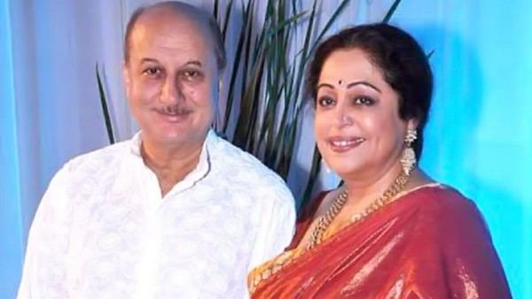 Anupam Kher Calls Out Journalist For 'Unbelievably Insensitive' Remarks About Wife Kirron's Illness
