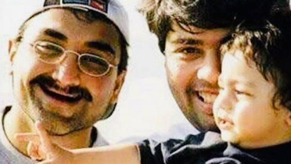 Karan Johar Shares Beautiful Birthday Wish For Aditya Chopra, A Baby Aryan Khan Is The Surprise Element