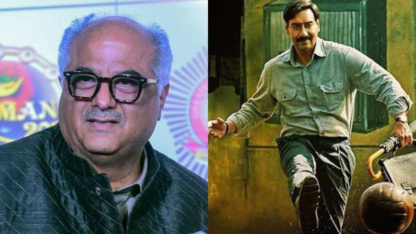 Ajay Devgn's Film Maidaan's Set Destroyed By Cyclone Tauktae, Boney Kapoor Says Thankfully No One Was Injured
