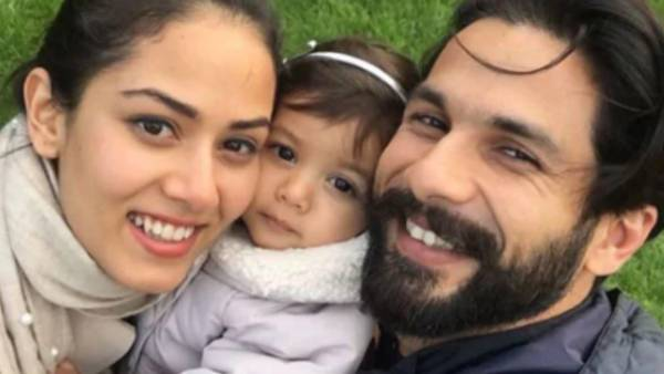 Shahid Kapoor's Wife Mira Rajput Pens A Sweet Note For Her Daughter Misha