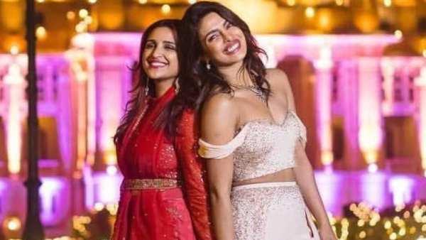 Priyanka Chopra Is Jealous Of The Beach Vibes As Parineeti Chopra Slays The Black Bikini Look In Latest Post