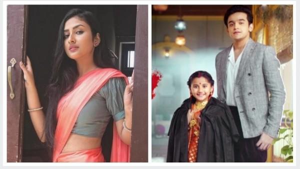 Barrister Babu Anchal Sahu To Romance Pravisht Mishra Aka Anirudh television news