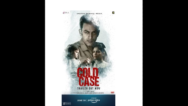 Cold Case Trailer Out: Prithviraj Sukumaran As ACP Sathyajith Is On A Mission To Chase Down A Deadly Killer