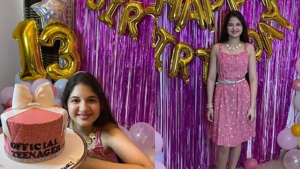 Salman Khan's Bajrangi Bhaijaan Co-Star Harshaali Malhotra Is Officially A Teenager Now; See Her Birthday Pics