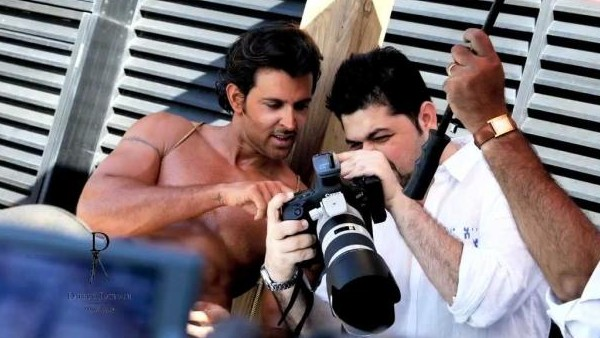 Hrithik Roshan Got His First Break In Bollywood With Kaho Naa Pyaar Hai Due To Dabboo Ratnani; Here's How!