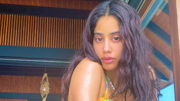 Janhvi Kapoor On Being Compared To Sridevi: I Am Happy About It; Why Not Be Compared To The Best