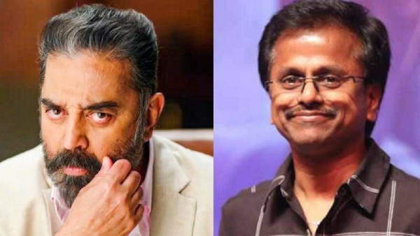 Kamal Haasan And AR Murugadoss To Unite For An Action Entertainer?