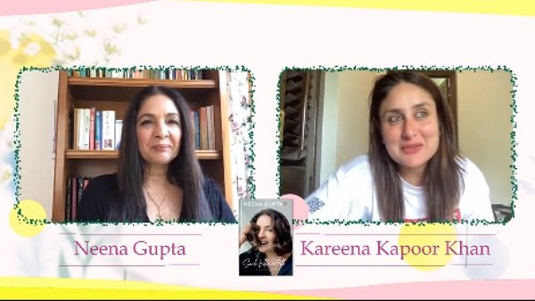 Neena Gupta Reveals To Kareena Kapoor Khan That She Was Dumped By The Man She Was About To Marry