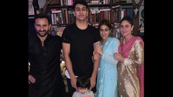 Sara Ali Khan Shares Her Reaction To The Visit Of Saif Ali Khan And Kareena Kapoor Khan'S Second Child