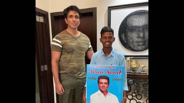 Sonu Sood Praises Fan Who Walked From Hyderabad To Mumbai To Meet Him