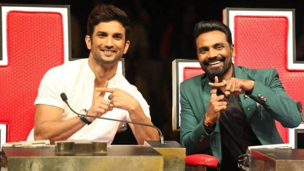 Sushant Singh Rajput Wanted To Do A Dance Film With Remo D'Souza