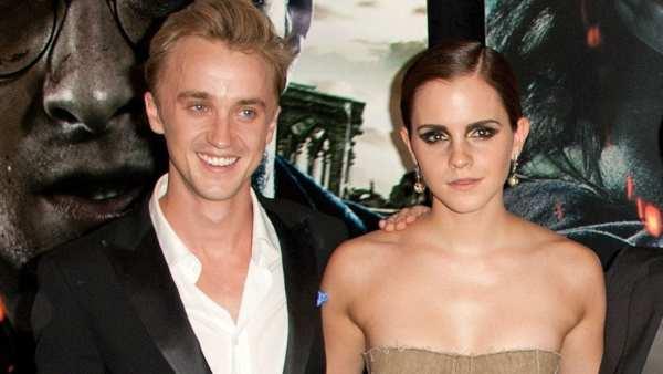 Tom Felton On Rumours Of Dating Emma Watson: We Are Something, If That Makes Any Sense