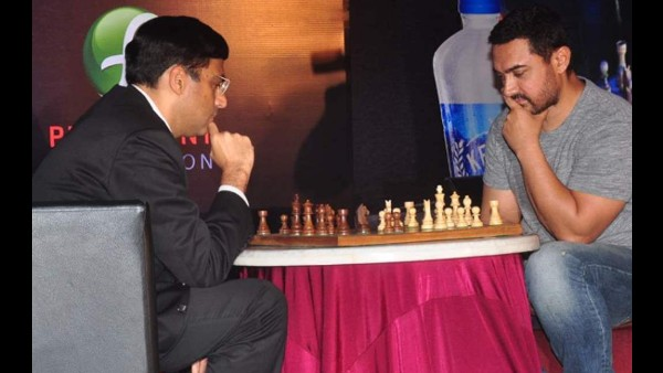 Aamir Khan Play Chess Against Viswanathan Anand To Raise Funds For COVID-19 Relief latest new of bollywood