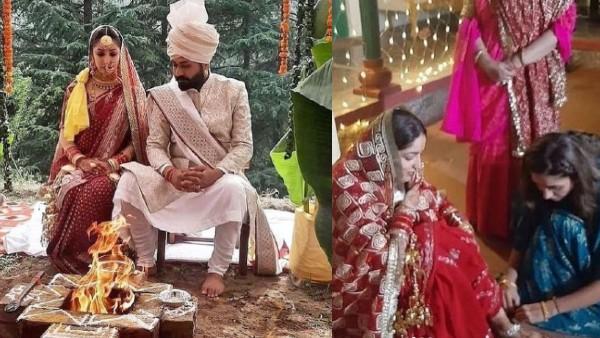 यामी गौतम ने की आदित्य धर से शादी: उनकी शादी की अनदेखी तस्वीरें सोशल मीडिया पर वायरल