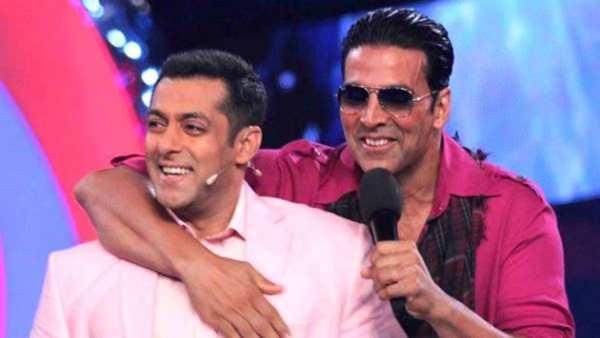Salman Khan & Akshay Kumar,