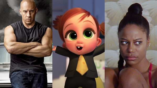 US Box Office: F9 Reigns Over July 4th Weekend; Boss Baby 2 & Zola See A Strong Opening