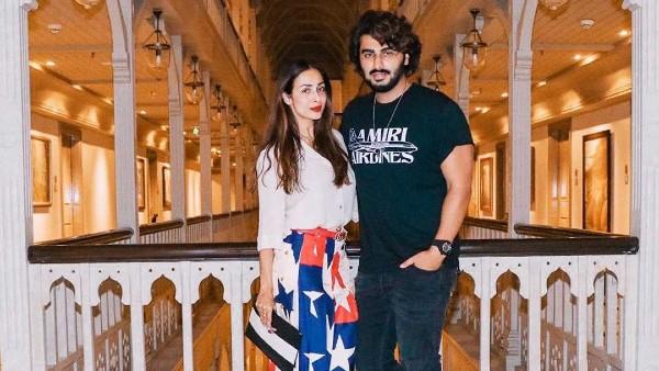 Arjun Kapoor-Malaika Arora's Unseen Picture From Taj Mahal Palace Hotel Takes Internet By Storm
