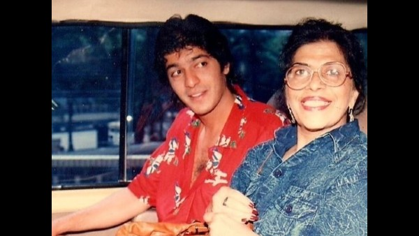 Chunky Panday Pens An Emotional Note For His Late Mother; 'M Stands For Mother; You Will Never Get Another'
