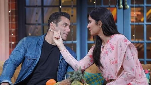 Salman Khan Sends Birthday Love To Katrina Kaif With A Sweet Post