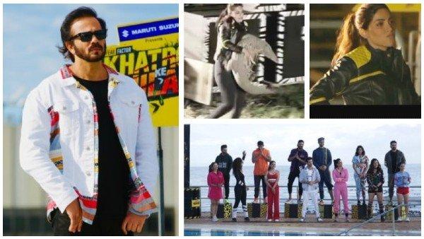 Khatron Ke Khiladi 11 Review: Netizens Praise Rohit Shetty & Divyanka Tripathi; Nikki Tamboli Disappoints