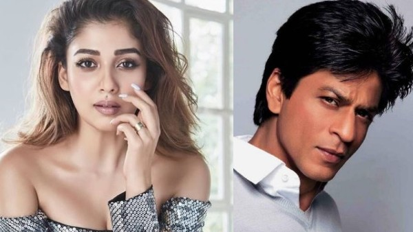 Nayanthara Opposite Shah Rukh Khan In Atlee's Next latest bollywood news