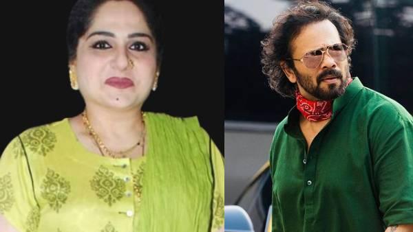 Shagufta Ali Receives Financial Aid From Director Rohit Shetty, Actress Expresses Gratitude