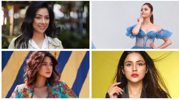 Divyanka Tripathi, Rubina Dilaik To Shehnaaz Gill- TV Actresses Who Rocked First Half Of 2021